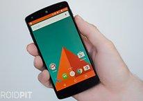 Weshalb das Lollipop-Update beim Nexus 5 eine schlechte Idee sein könnte