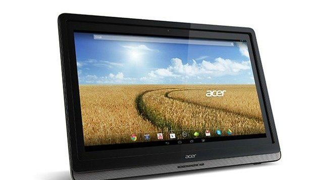 When is big, too big? – Acer drops a 24-inch all-in-one tablet