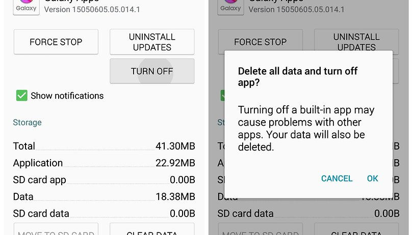 How to stop Samsung apps from auto-updating | AndroidPIT