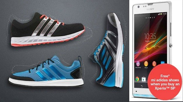 AndrodiPIT XperiaSP Adidas