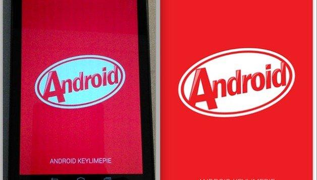 More Android 4.4 screenshots