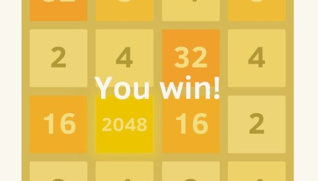 The ''original'' 2048 creator releases official 2048 game for Android