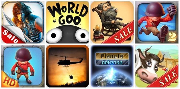 AndroidPIT 99 Cent Games