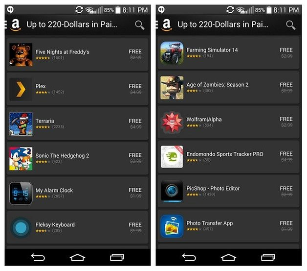 AndroidPIT Amazon Free Apps Dec 2014 1