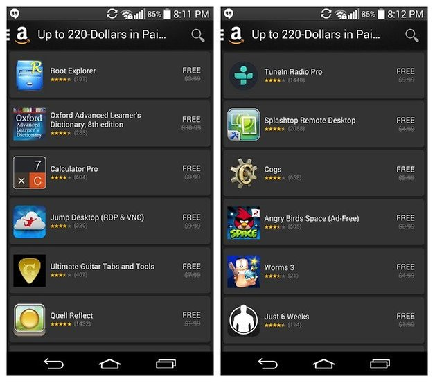 AndroidPIT Amazon Free Apps Dec 2014 2