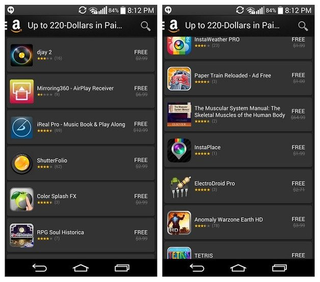 AndroidPIT Amazon Free Apps Dec 2014 3