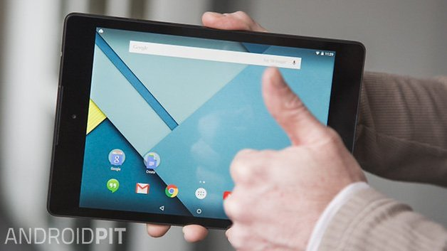 AndroidPIT Android 5 0 Lollipop Nexus 9 Setup 15