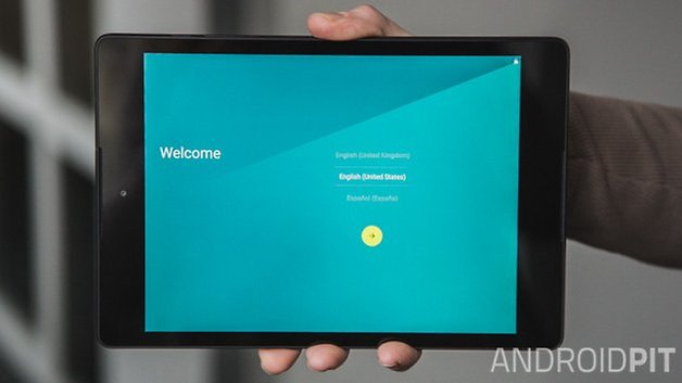 AndroidPIT Android 5 0 Lollipop Nexus 9 Setup 1a