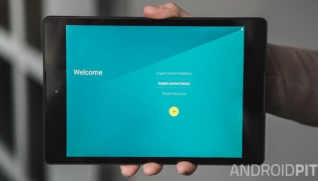 How to set up an Android tablet for the first time | AndroidPIT