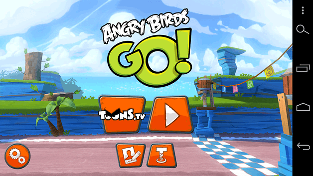 Angry Birds Go 1