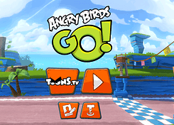 AndroidPIT Angry Birds Go 1