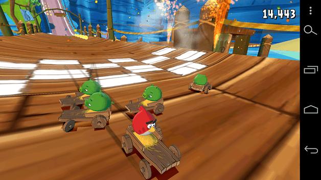 Angry Birds Go 7