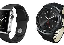 Apple Watch vs LG G Watch R comparison: Android or Apple for your wrist?
