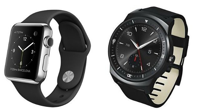 Apple Watch vs LG G Watch R - ¿Apple o Android para tu muñeca?