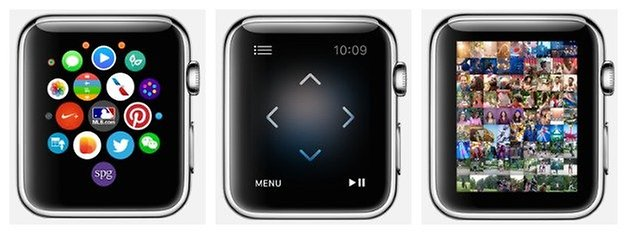 AndroidPIT Apple Watch uses