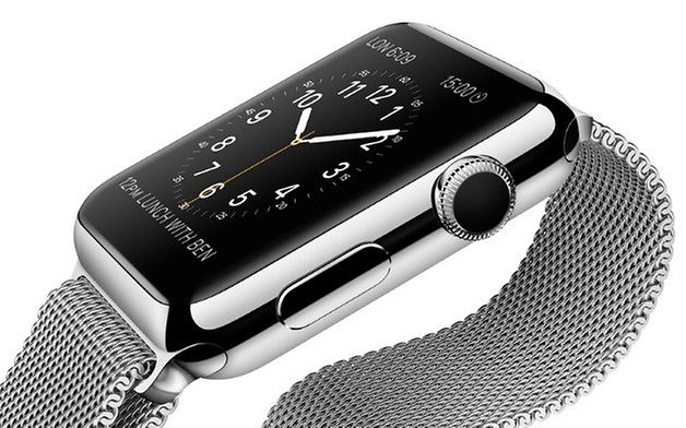 AndroidPIT Apple Watch