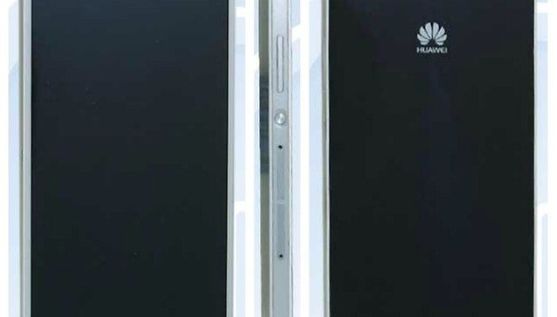 First look at the Huawei Ascend P7; launching May 7