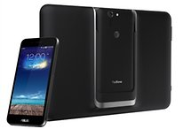 Asus' new smartphones, dockable Padfones and 4-in-1 dual-OS laptop/tab