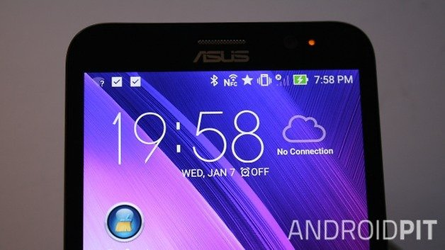 AndroidPIT Asus Zenfone 2 display 1