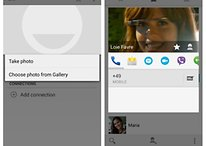 How to set up a custom contact list on your Android