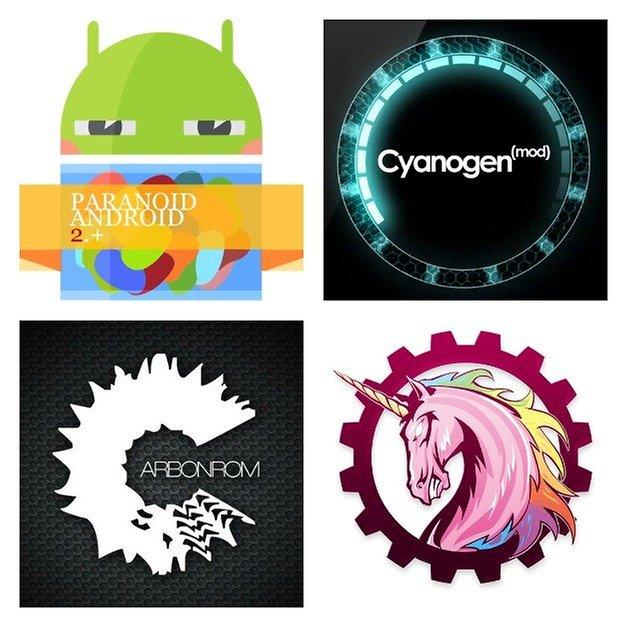 AndroidPIT Custom ROMs