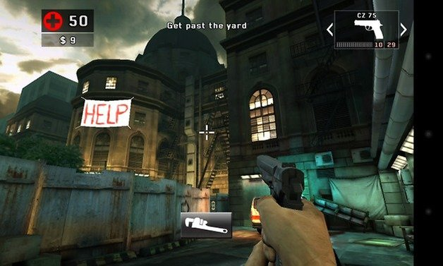 AndroidPIT Dead Trigger 2