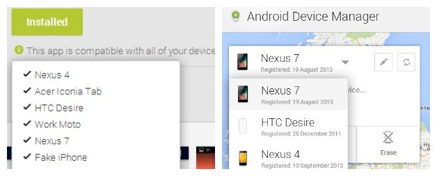 How To Remove Old Devices From Google Play Device List Androidpit