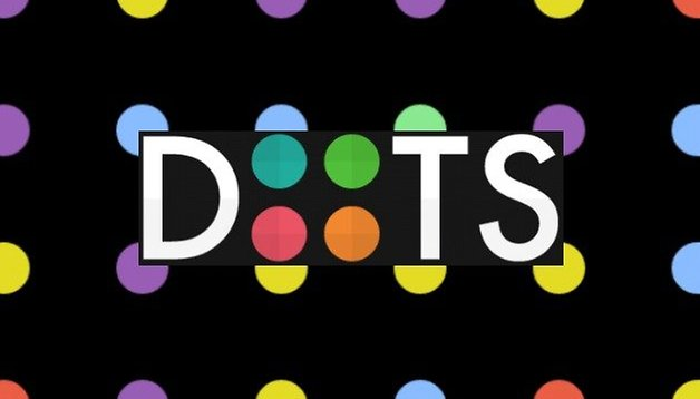 Dots gets an AMOLED-friendly ''Galaxy'' theme