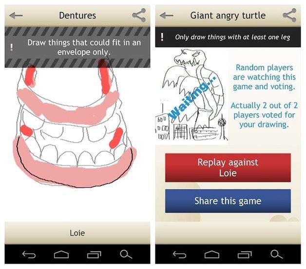 AndroidPIT Draw Destruction 7