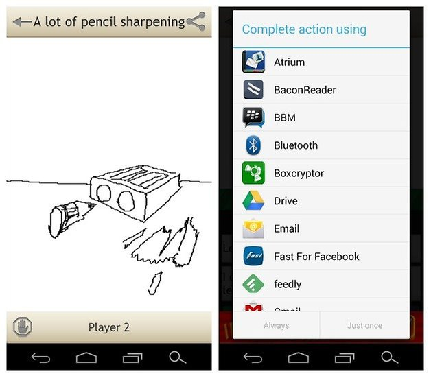 AndroidPIT Draw Destruction 8