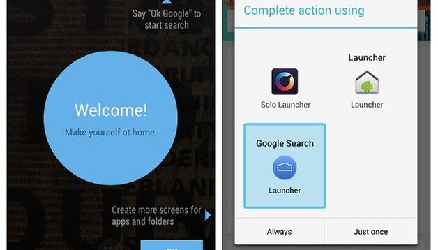 Install the Google Experience Launcher now [Update]