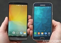LG G3 vs Galaxy S5 (part 2): software, hardware and camera