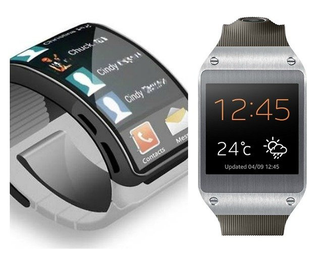 AndroidPIT Galaxy Gear Concept