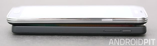 AndroidPIT Galaxy S Nexus 5 edges