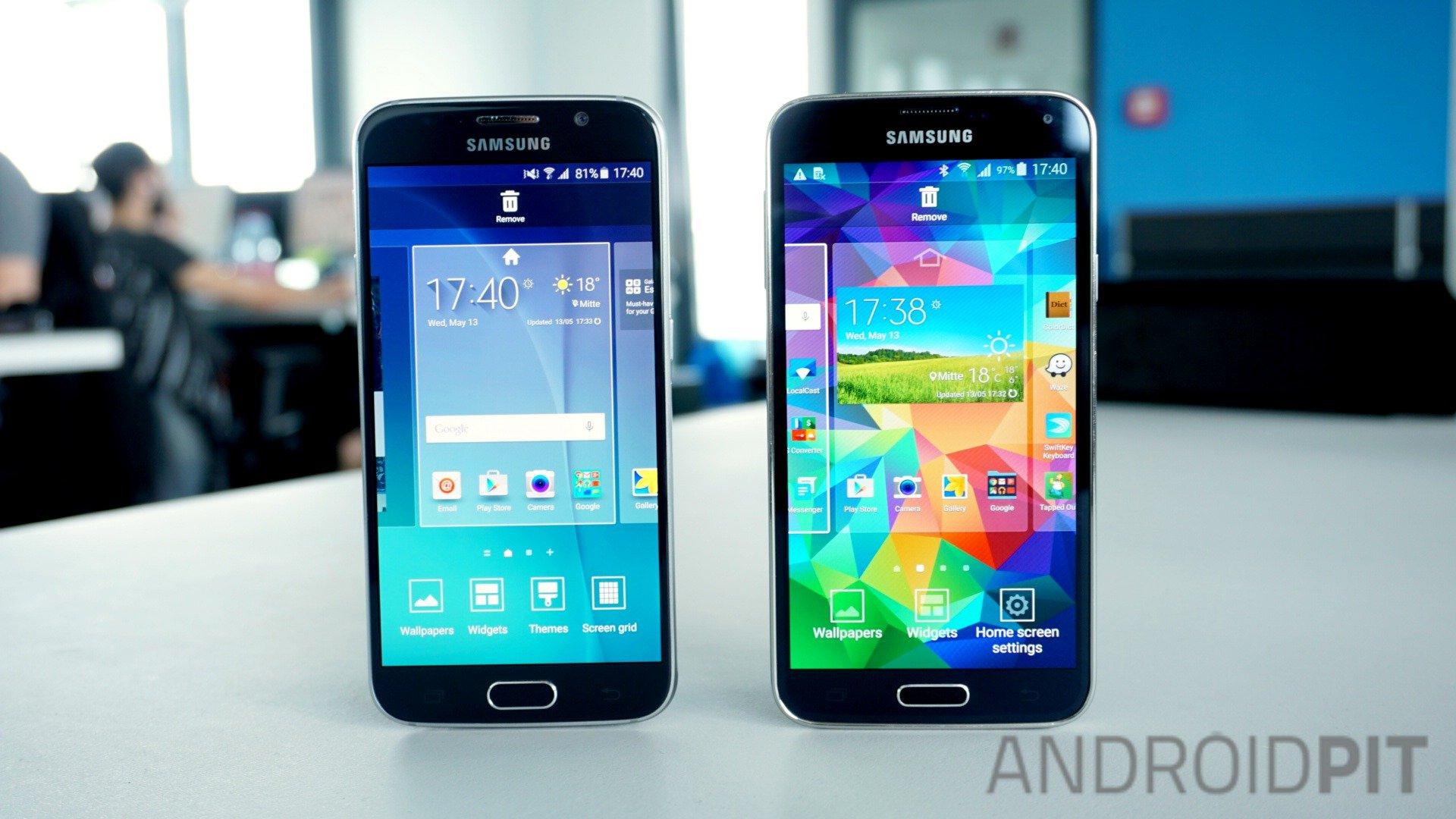 android emulator samsung galaxy s5