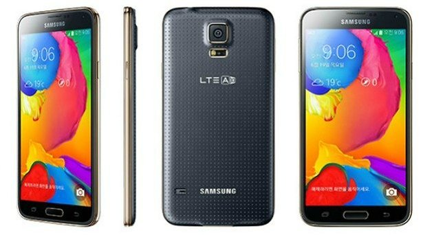 AndroidPIT Galaxy S5 LTE A 2