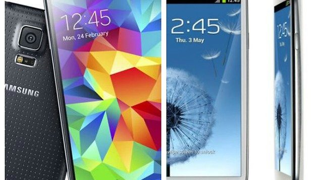 Galaxy S5 vs Galaxy S3: the real upgrade comparison