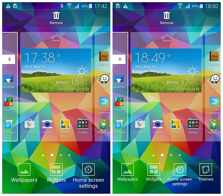 AndroidPIT Galaxy S5 theme tutorial 9