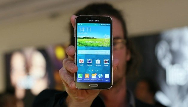 Samsung Galaxy S5 software features tour