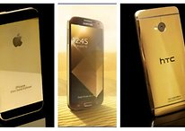 Who does the best gold phone? HTC drops a trophy phone