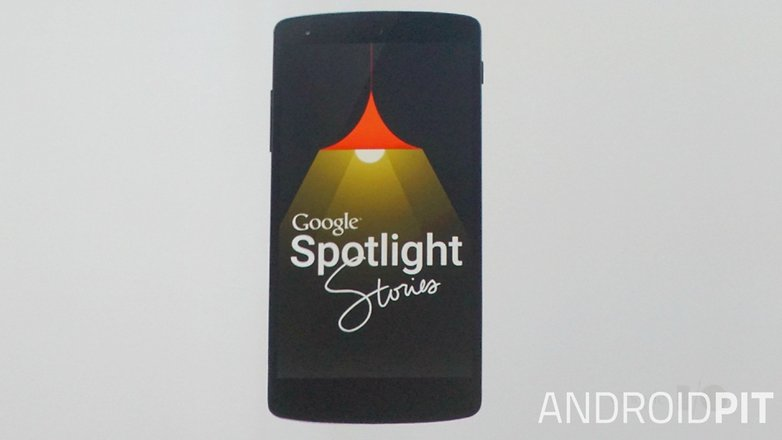 AndroidPIT Google I O 2015 ATAP Spotlight Stories teaser