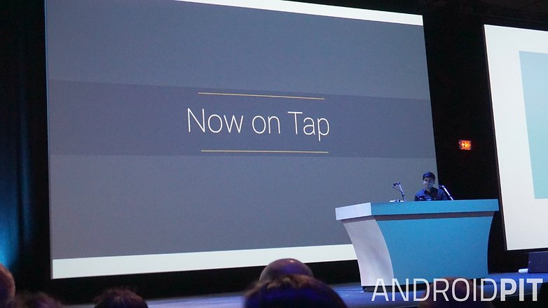 AndroidPIT Google I O 2015 Google Now On Tap teaser