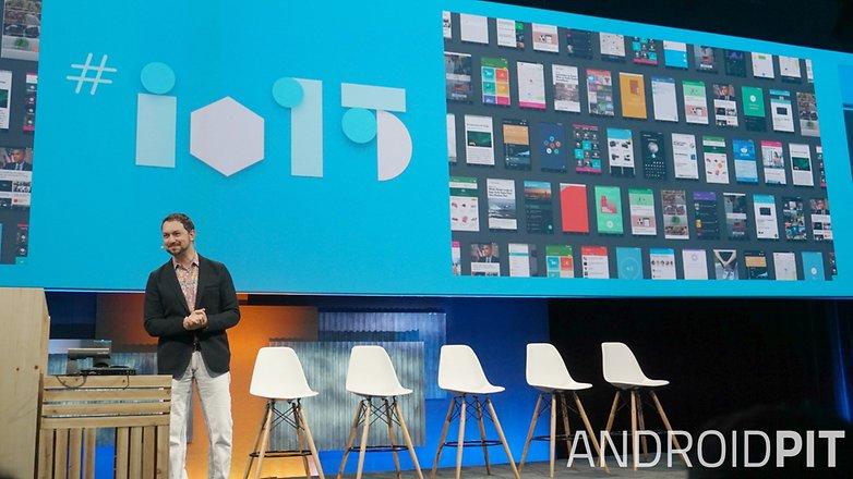 AndroidPIT Google I O 2015 Material Design Matias Duarte