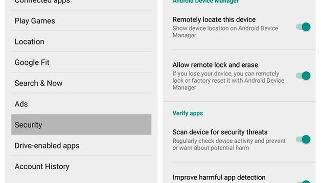 How to use Android Device Manager | AndroidPIT