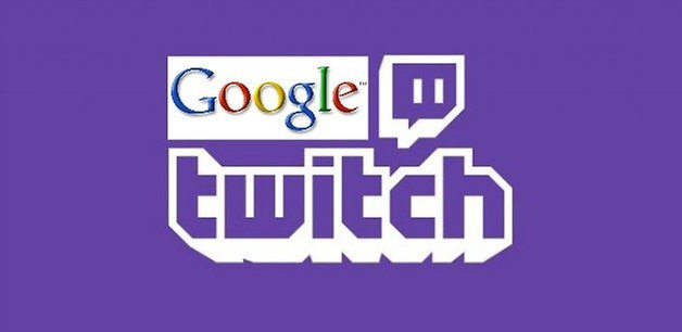 AndroidPIT Google Twitch