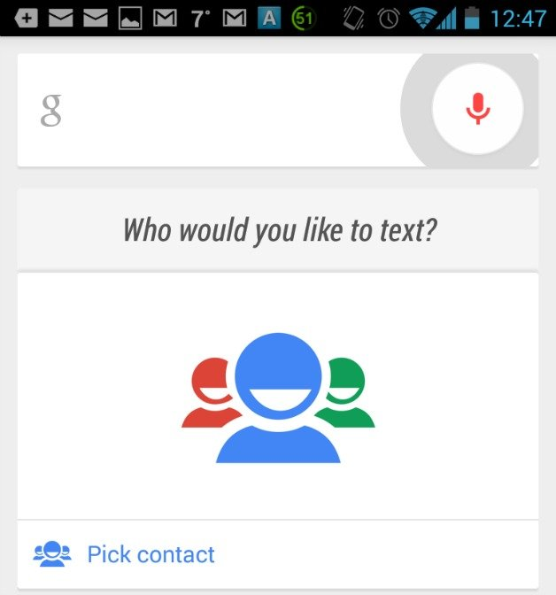 Official Google Search update brings 'Ok Google' voice ...