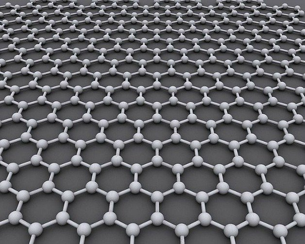 AndroidPIT Graphene Structure