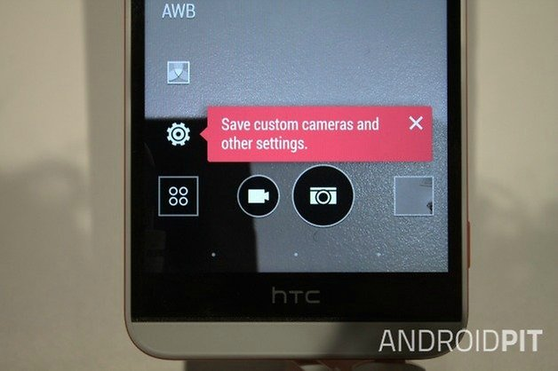 AndroidPIT HTC Desire Eye 2
