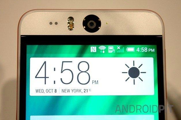 AndroidPIT HTC Desire Eye 9
