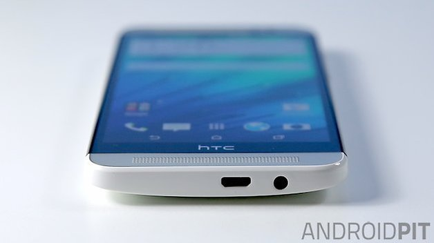 AndroidPIT HTC One E8 ports
